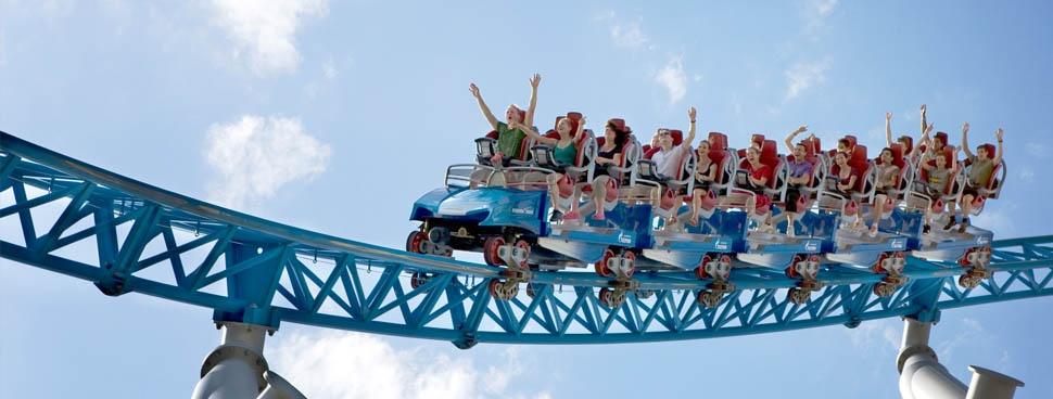 GreenArrow Six Flags Success Story
