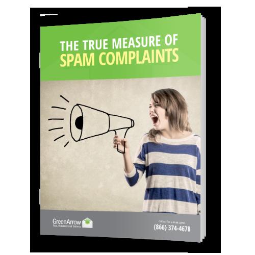 Ebook Measure of Spam Complaints