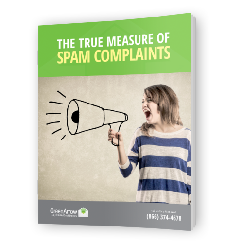 Ebook Measure of Spam Complaints
